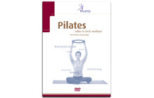 Sissel Pilates Roller &amp; Circle Workout DVD